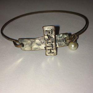 Jewelry - Cross Faith Bracelet